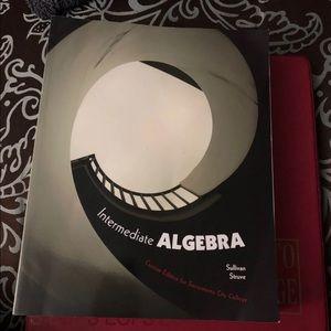 Intermediate Algebra Textbook custom edition